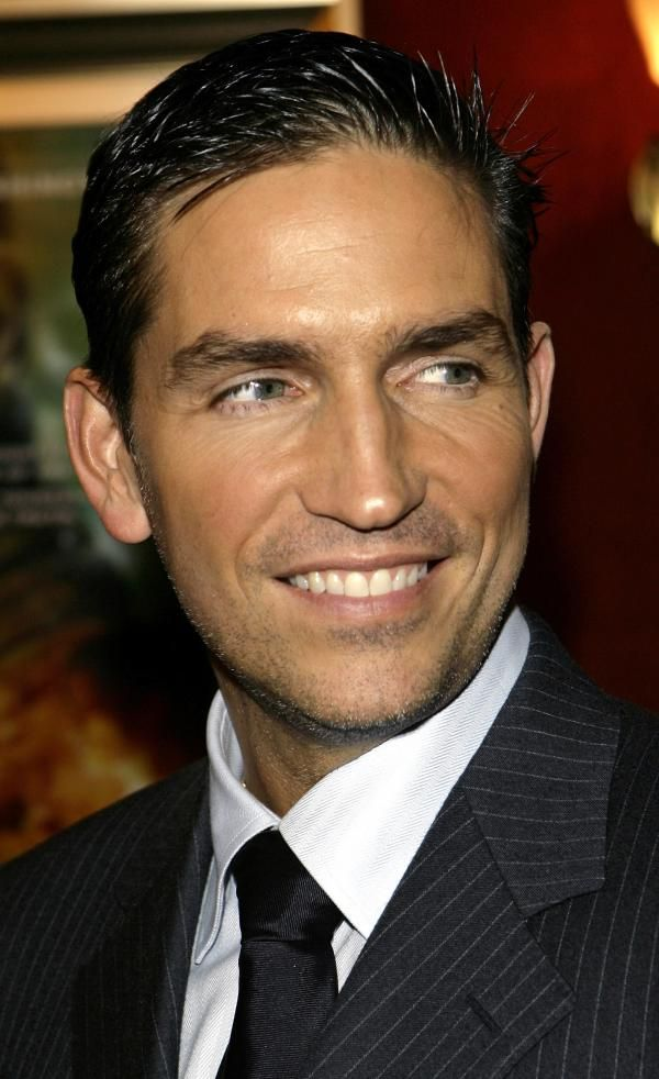 Jake when he smiles - Jim Caviezel
