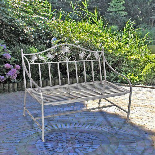 Die besten 25+ Gartenbank eisen Ideen auf Pinterest Bank aus - gartenmobel aus stein selber bauen