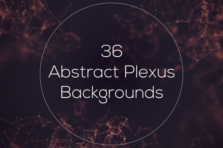 Package containing 36 different abstract plexus backgrounds made in Adobe Photoshop at a resolution of 3000x2000px.  Buy this package here: https://creativemarket.com/The_DrX/1400772-Plexus-Backgrounds-Vol3
