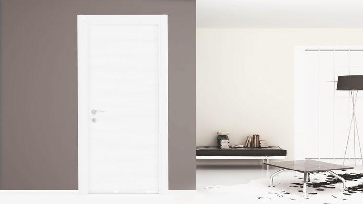 Model: NT2100 Renk: Kardelen Beyaz Ceviz Desen  #door #doors #interiordoors #natural #bakisdoor #kapı
