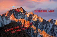 Immagine in Cornice: Tutorial MAC - Come cambiare le icone alle cartell...