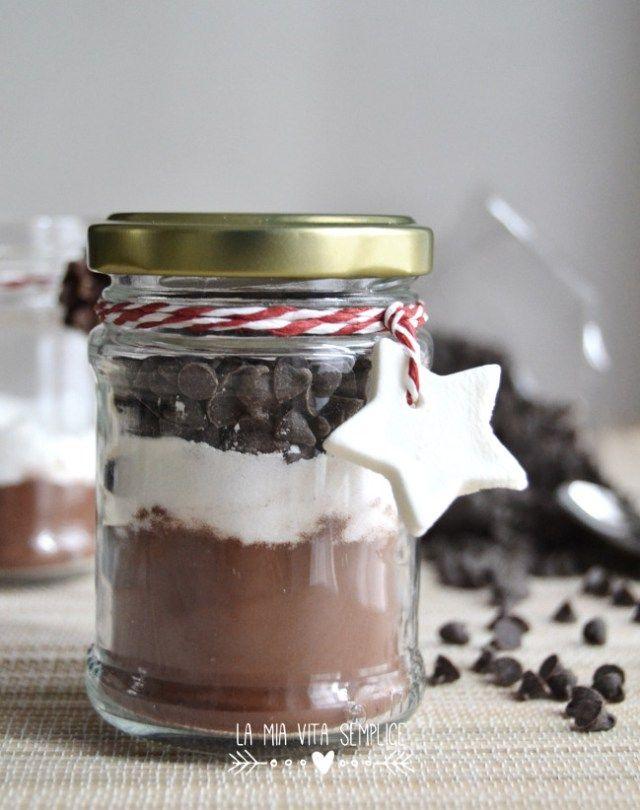 Preparato per cioccolata calda fai da te