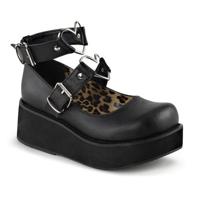 Femmes Dolly-01 Chaussures Demi-jane Mary Demonia gkkXYAboSi
