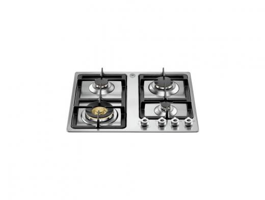 Bertazzoni 4 burner gas cooktop with precision engineering and brass on all burners (model P680 1 PRO X)  for sale at L & M Gold Star (2584 Gold Coast Highway, Mermaid Beach, QLD). Don't see the Bertazzoni product that you want on this board? No worries, we can order it in for you!