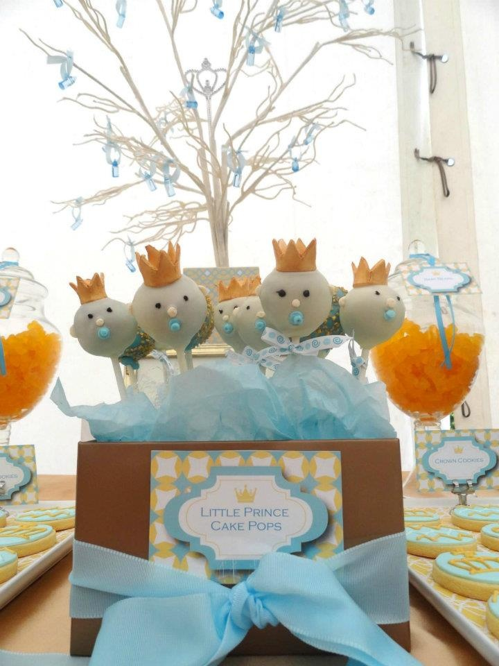 prince baby shower theme prince cakepops baby shower prince theme