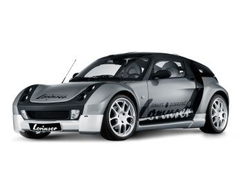 Lorinser Smart Roadster Coupe '2003–05