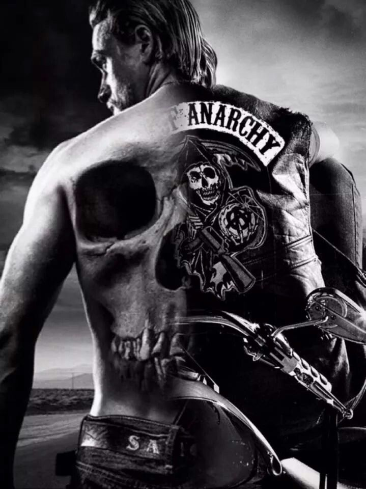 Sons of anarchy......season 7....The Final Ride