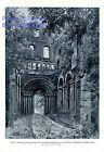 Ruine der Kirche Kloster Paulinzella XL Kunstdruck…