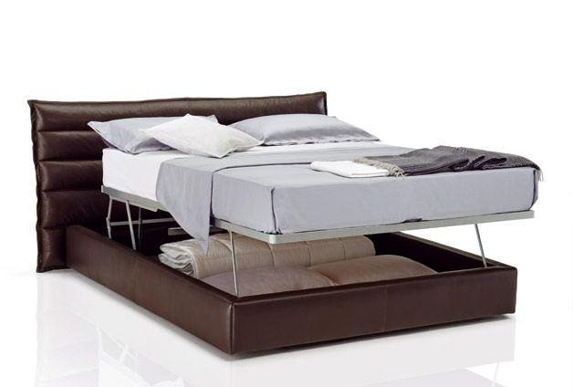 Beds / Natuzzi - a stylish Italian furniture