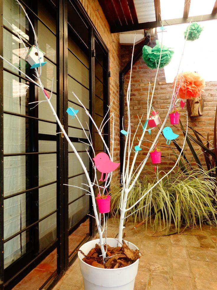 Birdie party