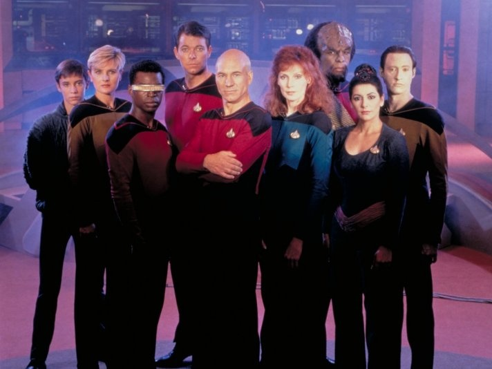 Original cast of Star Trek: TNG to appear at Calgary Comic Expo