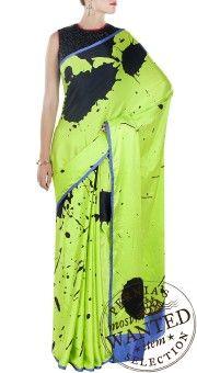 Satya Paul Sarees for Sale | Satya Paul: Buy Designer Satya Paul Sarees at Online Store | Satya ...