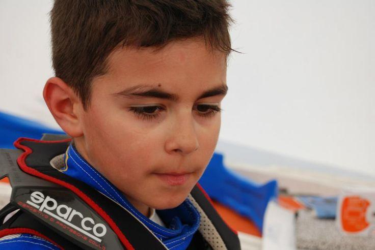 Mehmet Mert Dalkiran... Our Mini International Driver!