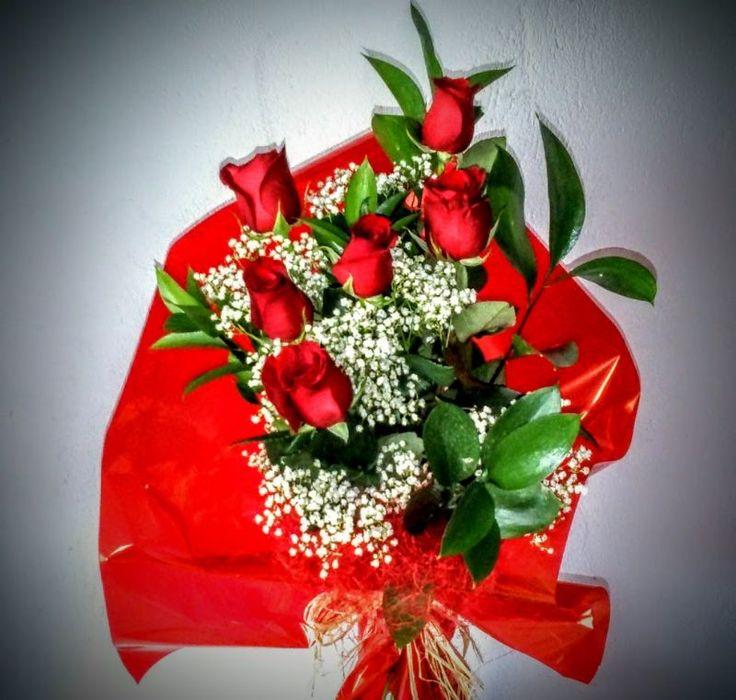 Comprar flores por internet o por teléfono