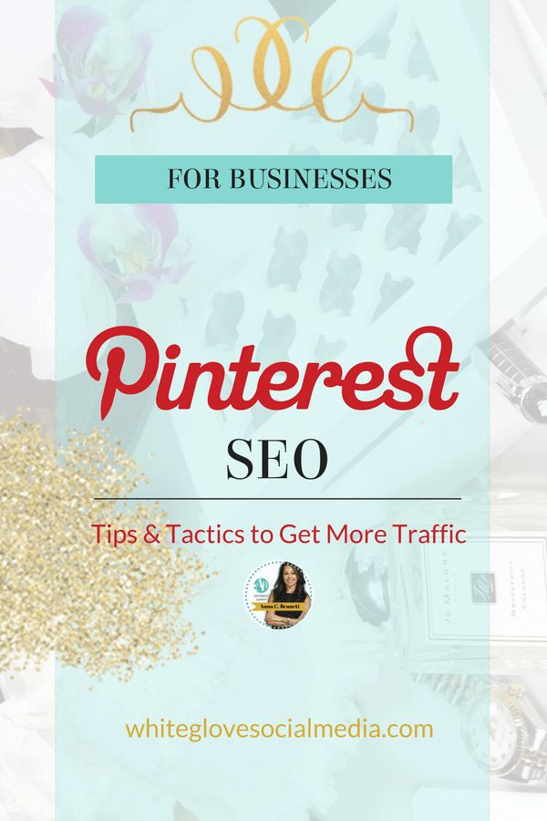 When you have identified the correct keywords you must apply them on your website, Pinterest account and in your blogs, everywhere you can.  That is how you get found at the top of search and that helps you drive fresh new traffic to your website. | Pinterest Marketing Expert Anna Bennett | Pinterest For Business Tips + Tricks #PinterestMarketing #PinterestTips #PinterestForBusiness #PinterestForBloggers #PinterestForBeginners #PinterestExpert