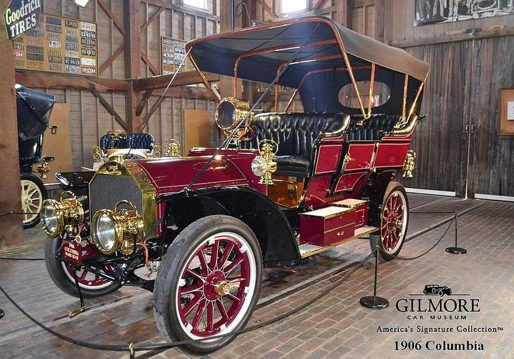 The Gilmore Car Museum – America's Signature Car Collection | The Old Motor