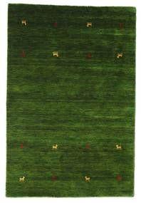 Dywan Gabbeh loom - Ciemnozielony CVD15106