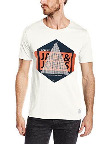 Jack & Jones JJCOVECTORE TEE CREW NECK-Camiseta Hombre,    Blanc (Lily White/Slim) S JACK & JONES http://www.amazon.es/dp/B00ZCZQ2L4/ref=cm_sw_r_pi_dp_egd1wb1S9VA8B