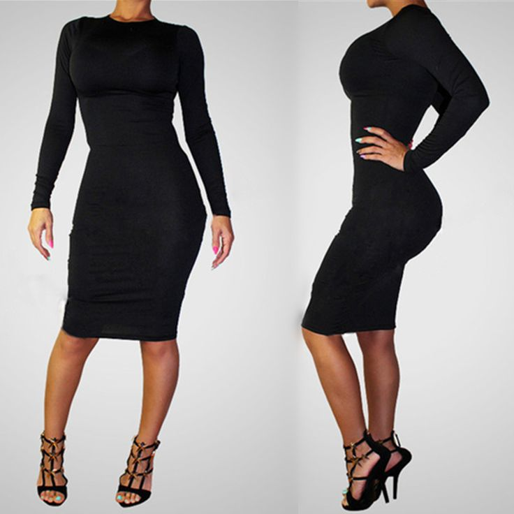 2014 New Exquisite Bandage Dresses Women Vestidos Sexy Club Black Party Dress Novelty Special Occasion Birthday Dress Wholesale $11.99