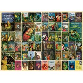 Nancy Drew Cobble Hill Jigsaw Puzzle 1000 Piece Simon and Schuster
