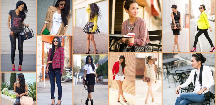 Styling-Tipps für kleine Frauen - die besten Looks für zierliche Frauen - jetzt auf gofeminin.de #streetstyle #petite #style