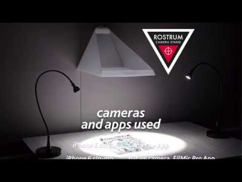 Modahaus Photo Light Studio Giveaway | Rostrum Camera Stand Review http://ift.tt/2cZo0Tb
