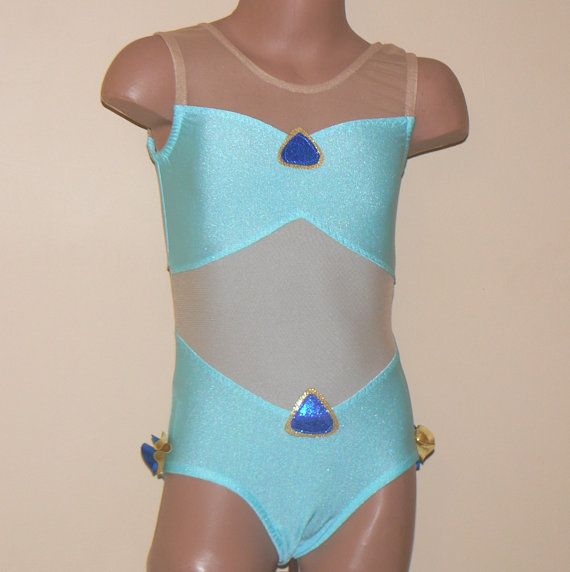 how to make a dance leotard