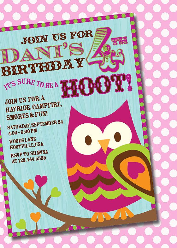 37 best Owl Birthday Party images on Pinterest Owl birthday