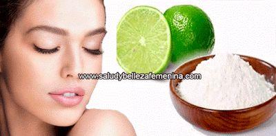 Bicarbonato de sodio para lucir una piel radiante y luminosa