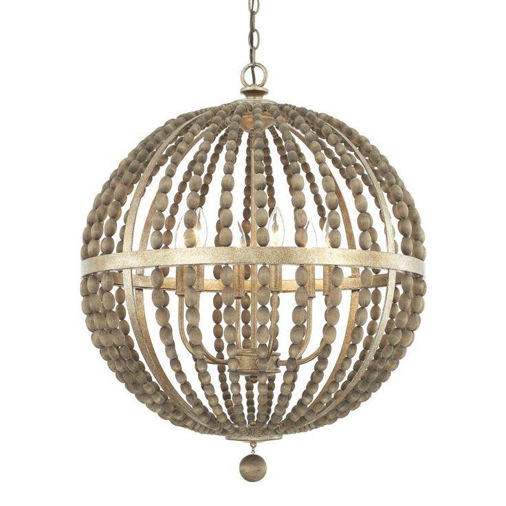 Capital Lighting 4796 Lowell 6 Light 1 Tier Chandelier Tuscan Bronze Indoor Lighting Chandeliers