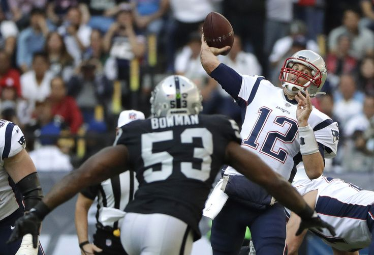 Patriots vs. Raiders: Week 11 | New England Patriots