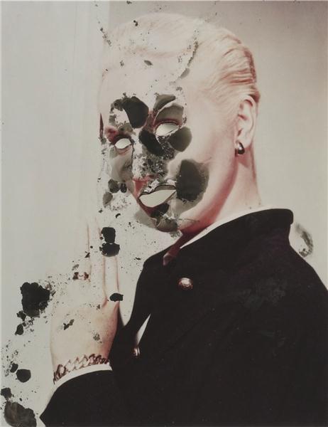 Douglas Gordon, Self-portrait of You + Me (Eva Marie Saint), 2006