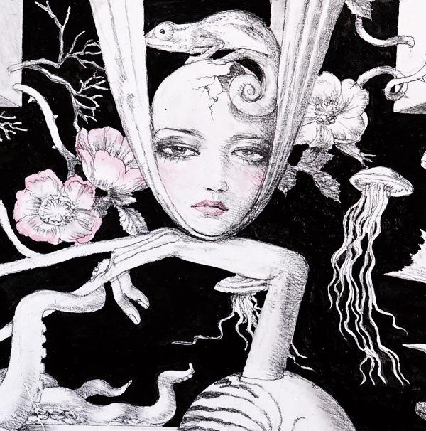 LIBRAIRIE6/シス書店 第39回企画 ~宇野亞喜良「浦嶼子伝」出版記念展 : LIBRAIRIE6/シス書店