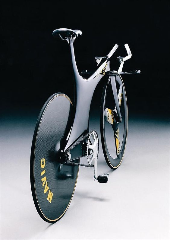 The Mike Burrows Designed Lotus 108 Time Trial Bike Made Famous By Chris  Boardman: