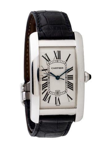 Cartier Tank Am�ricaine Watch
