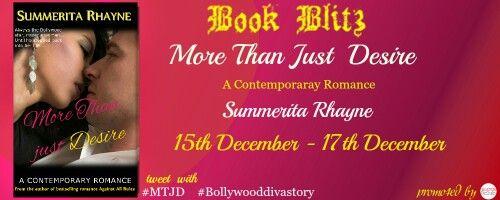 A sensual escapist romance set against the glam world of Indian filmdom http://www.amazon.com/gp/product/B0179U58YG