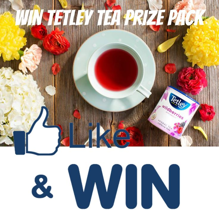 Looking for Tetley Tea Contests? Win with Tetley Tea and Canadian Free Stuff today. Free products, trips, and much more.