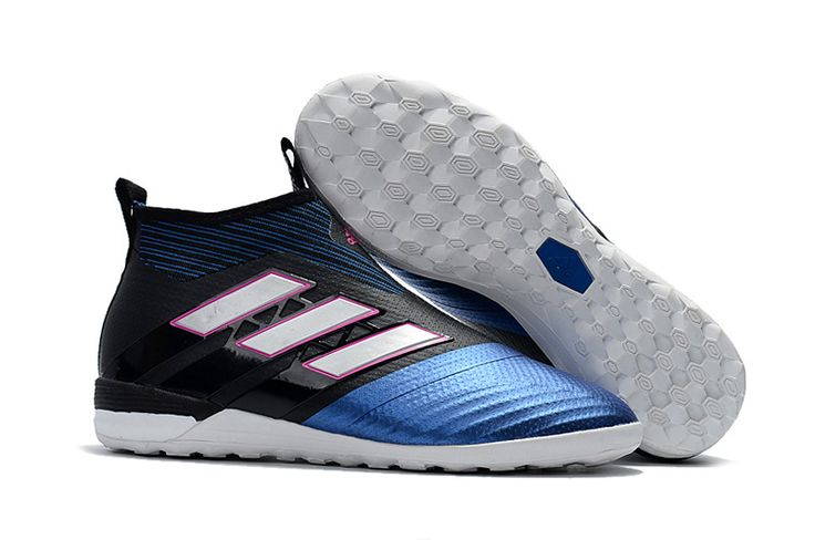 adidas Mens Ace Tango 17+ Purecontrol IN Indoor Soccer Shoes