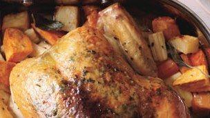 Special Sunday Roast Chicken