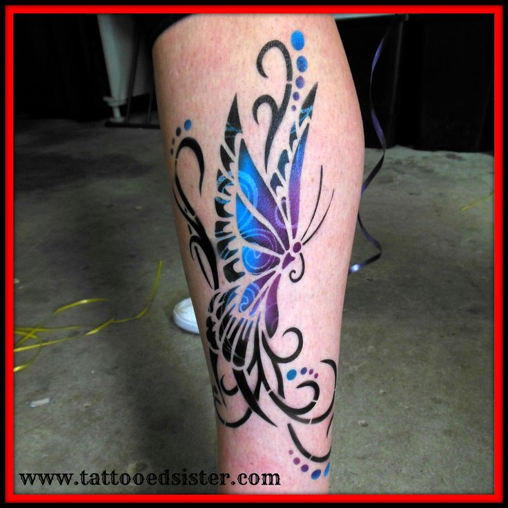 airbrush tattoo sleeves