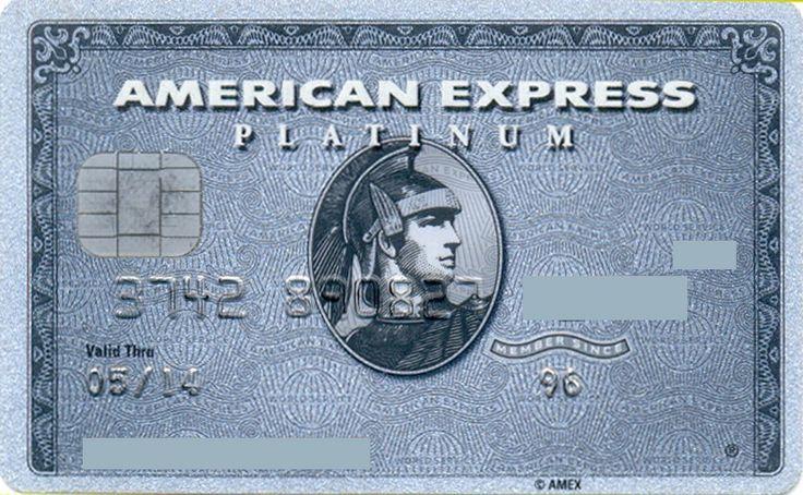 American Express Platinum chip (American Express, United Kingdom) Col:GB-AE-0032