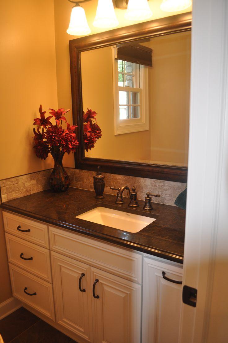 70 best Bathrooms images on Pinterest   Cabinet colors, Bathrooms ...