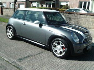 mini cooper s for sale mint condition 6 speed serviced being in the garage since april 2017 nct and tax out since September ready to pass again alloys good tyres new battery fast little car ew cl ac em top of the range cd player well looked after dundrum Dublin 14