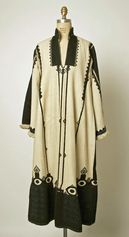 Eastern European wedding dress from the Met Museum collection: http://www.metmuseum.org/Collections/search-the-collections/80024843
