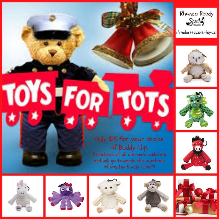 Toys For Tots Raffle : Best images about scentsy fundraisers on pinterest