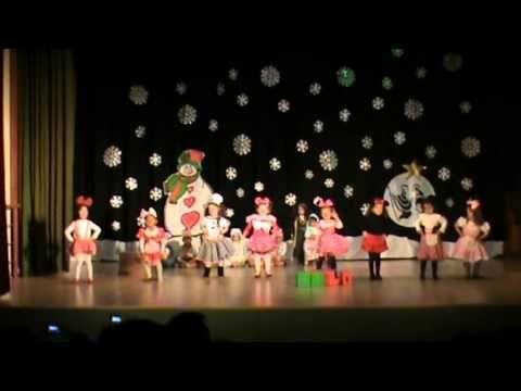 Festival de Navidad 2014. 1ºB Ed. Infantil - YouTube