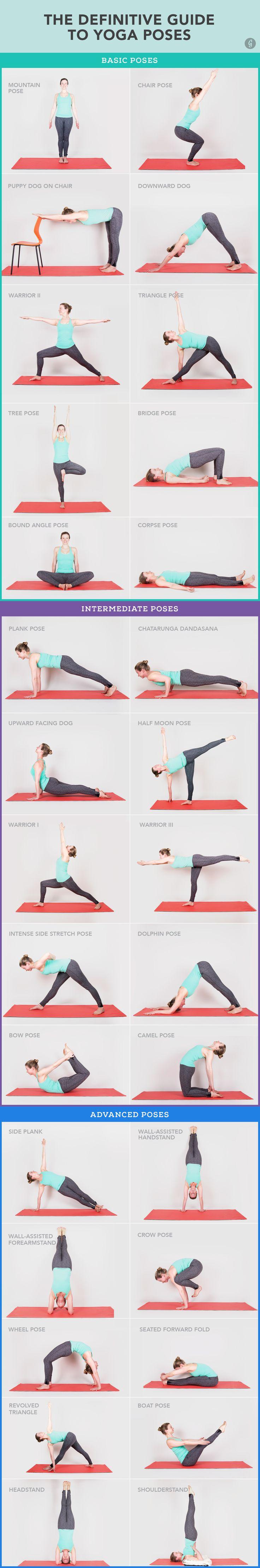 Más de 1000 ideas sobre Ejercicios De Yoga Por La Mañana ...