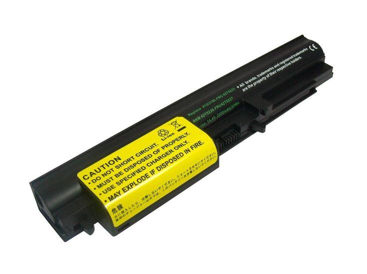 H-Q!Battery For Lenovo ThinkPad T61 7658 7659 7660 7661,ASM 42T5226,ASM 42T5228 #PowerSmart