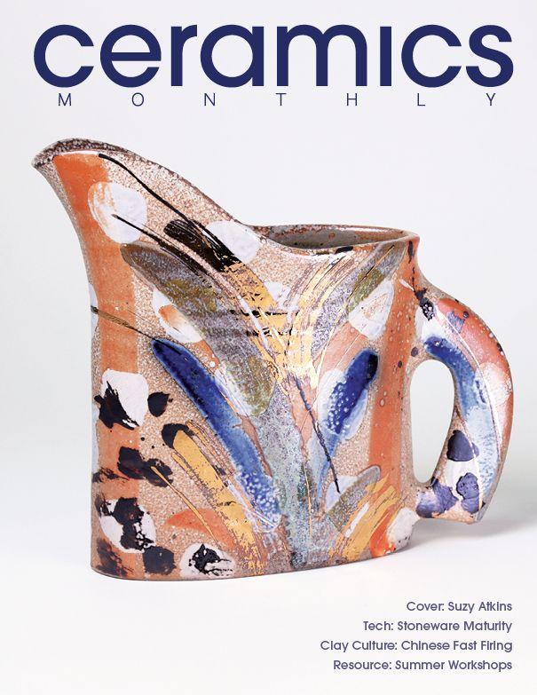 Ceramics Monthly Ceramic Arts Network In 2020 Ceramics Monthly Ceramics Ceramic Art