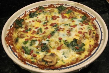 ... Quiche, Stratas on Pinterest | Bacon, Asparagus and Quiche lorraine